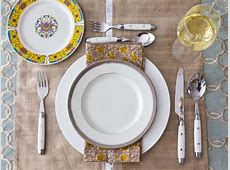 65 Thanksgiving Table Setting Ideas   HGTV
