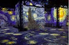 Amsterdam Light Festival Van Gogh Dates What S On In Paris Events In Paris