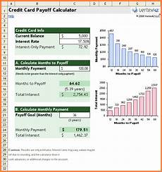 Time To Pay Off Loan Calculator 7 Debt Payoff Calculator Spreadsheet Excel Spreadsheets