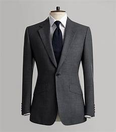fresco suit light grey fresco sb suit huntsman