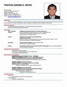 Resume Search Philippines My Resume Final