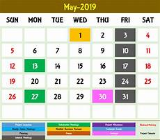 Calendar 2013 Template Excel 2020 Excel Calendar Template Excel Calendar 2020 Or Any Year
