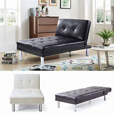 foxhunter chaise longue single sofa bed 1 seater