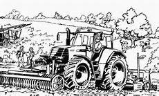 ausmalbilder traktor deutz kindergarten ausmalbilder