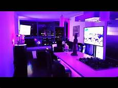 Philips Light Hue Philips Hue 20 Lights Awesome Demo In Luxury High Rise