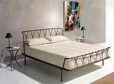 da letto ferro battuto letto in ferro battuto modello messico arredamento zona