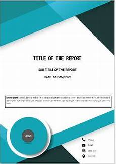 Cover Page For Assignment Free Download University Assignment Title Page Template Font Stuff