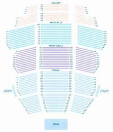 Usher Hall Seating Chart Tour 2019 Seating Plans
