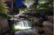 Water Feature Lights Underwater Led Underwater Pond Amp Water Feature Lighting Services