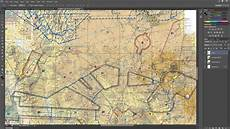 Aeronautical Charts For Sale Why Can T I Exactly Match The Same Points On Different Vfr