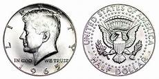 Canadian Nickel Value Chart Kennedy Half Dollars Us Coin Prices And Values