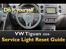 2019 Tiguan Check Engine Light Vw Tiguan How To Reset Service Light Youtube