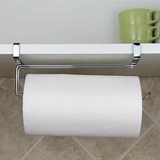 kitchen paper towel holder hanging kitchen organizer