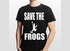 Save The Frogs shirt, hoodie, sweater, longsleeve t shirt