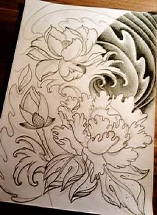 Japanese Rose Designs Gallery By Katherine Sutherland