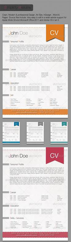 Simplicity Resume This One Is A Little More Complicated Look At How The Quot J
