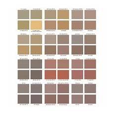 Solomon Mortar Color Chart Solomon Colors Admixtures And Colorants