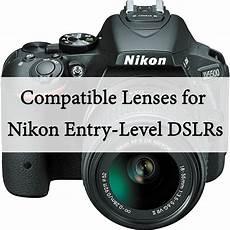 Nikon D50 Lens Compatibility Chart Compatible Lenses For Nikon D40 D60 D3200 D3300 D5300