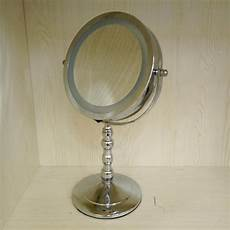 Vanity Mirror With Lights Battery Led Lights Com Led Makeup Mirror 7 5 Inch Lighted