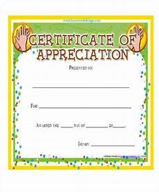 Appreciation Certificates For Employees Free 21 Award Certificates Samples Amp Templates In Ms Word
