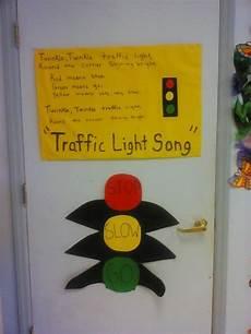 Light Theme Preschool Traffic Light Song Ideas Preschool Activities Nursery