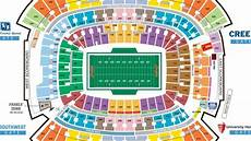 Hob Cleveland Seating Chart Cleveland Browns Stadium Seating Chart With Rows Chart Walls