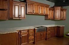 walnut kitchen cabinets from gec cabinet depot