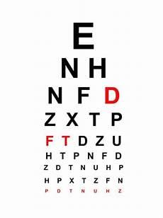 Eye Sight Chart 50 Printable Eye Test Charts Printable Templates