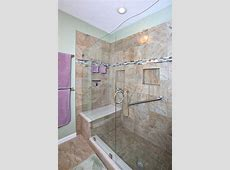 Seamless Shower Doors and Master Bathroom Remodel   Savvy Home Supply