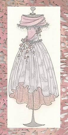 jennelise drawing dresses