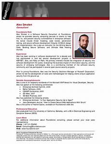 Biography Template Word Professional Bio Template E Commercewordpress