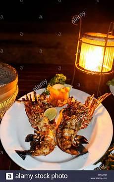 ristorante lume di candela cena a base di aragosta a lume di candela presso un