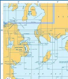 Sea Charts Ireland Admiralty Charts Irish Sea And East England B3 33