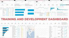 Learning And Development Template New Learning And Development Dashboard Youtube