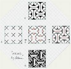 Graph Paper Art Step By Step I Like This Pattern But I Really Wish They Would Not Use
