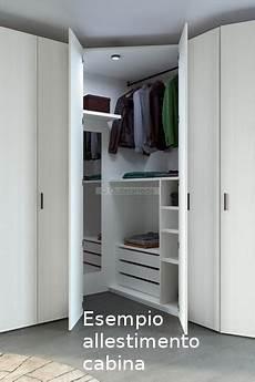 armadio con cabina spogliatoio armadio ad angolo piccolo con cabina spogliatoio 214x172