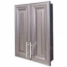 wg wood products overton 21 quot x 29 quot recessed medicine