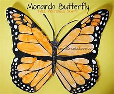 Printable Butterfly Printable Monarch Butterfly Craft