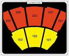 Luxor Hotel Theater Seating Chart Believe Theatre At Luxor Seating Chart Ticket Solutions
