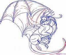 drachen zeichnen how to draw a cool step by step dragons draw a