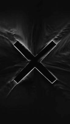 black abstract wallpaper iphone x