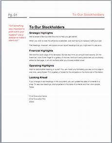 Annual Audit Report Format Annual Report Template Word Templates For Free Download