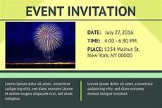 Event Invitation Online 3 Free Event Invitation Templates Amp Examples Lucidpress