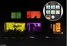 Control Your Room Lights With Your Mobile Smartphones To Monitor And Ultrasounds On Tablets