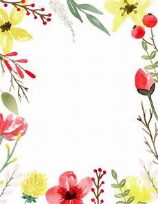 Design Printable Invitations Pink Amp Yellow Flowers Free Printable Invitation Template
