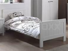 lit lemmy 90x200 cm blanc laqu 233 satin 233 sans tiroir 1