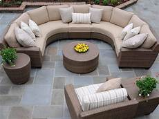 Circular Patio Sofa 3d Image by Guides On Sectional Sofa Purchase Homesfeed