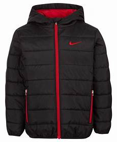 puffer coats for boys circle nike boys hooded puffer jacket black quilted