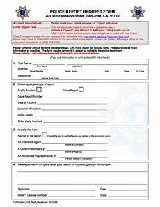 Fake Document Templates 20 Police Report Template Amp Examples Fake Real ᐅ