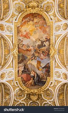 rome italy march 9 2016 the apotheosis of st louis